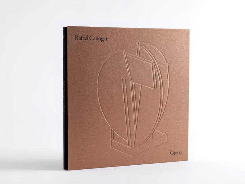 Rafel Canogar Greco catálogo
